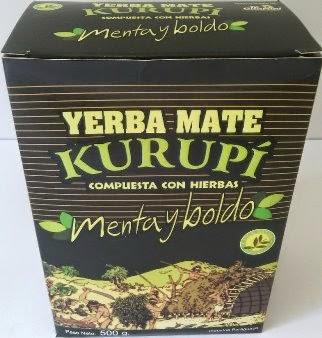 erva mate Kurupi